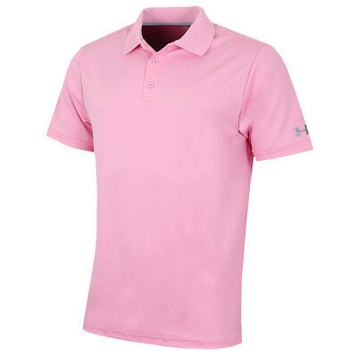 Under Armour 2017 Mens Medal Play Performance Polo Shirt UA Golf - 33% OFF RRP