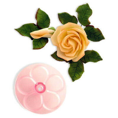 JEM 110mm EASY ROSE Flower Icing Cut Out Cutters Sugarcraft Cake Decoration