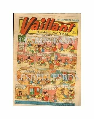 Vaillant   N°    327   1951   Be
