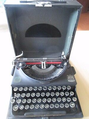 Machine à Ecrire Vintage 1930s Imperial Typewriter The Good Companion