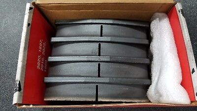 Brembo BRP6-2022.28B    Shape 7770 Brake Pads  Nascar Racing