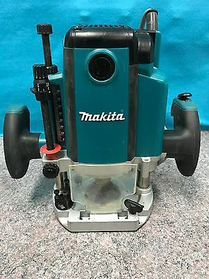 """MAKITA RP1800 1850W 12mm (1/2"""") Plunge Router"""