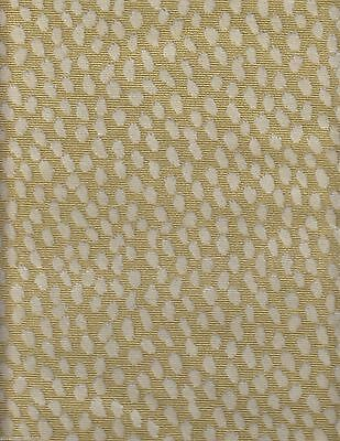 8.125 yd Thibaut Upholstery Fabric Spot On Velvet by Anna French Citrus  FO