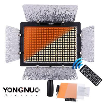 YONGNUO YN600L Photography Bulb LED Lamp Light Panel Remote Control DSLR Camera