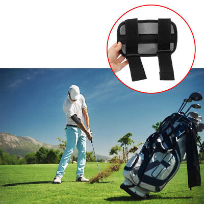 Adults Golf Swing Training Straight Practice Golf Elbow Brace Corrector Supports