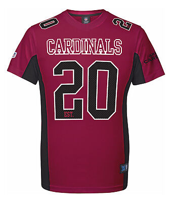 NFL Football Trikot Jersey Shirt ARIZONA CARDINALS 20 rot est. Moro Majestic