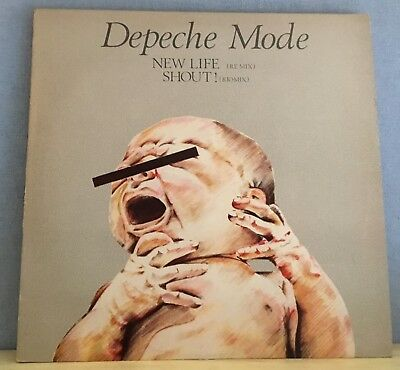 "DEPECHE MODE New Life 1981 UK 12"" Vinyl Single EXCELLENT CONDITION"