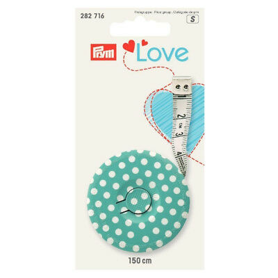 Prym Love Spring Tape Measure 150 cm | 282716