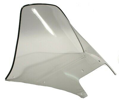 "Yamaha Exciter II 570, 1991 1992 1993, 8-1/2"" Smoke Windshield"