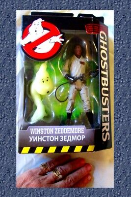 """Ghostbuster 6"""" PETER VENKMAN 2016 Action Figure Movie TV Collectible Ghost Toy"""