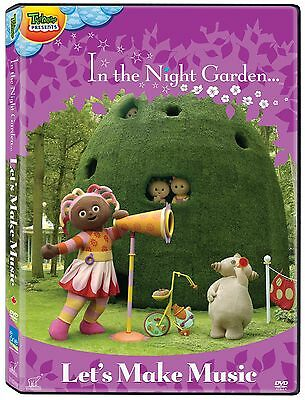 In the Night Garden  Lets Make