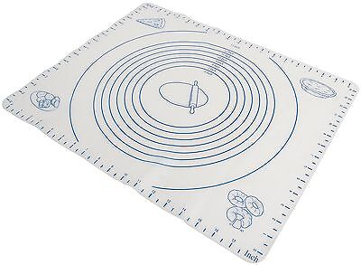 Norpro Silicone Pastry Mat with Measures 1