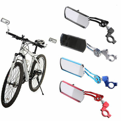 Cycling Bike Bicycle Classic Rear View Mirror Handlebar Flexible Safe Rearview x