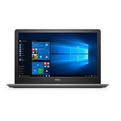 DELL Vostro 5568 Notebook silber i5-7200U SSD matt Full HD Windows10 Pro