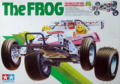 Tamiya 1/10 The Frog Buggy Kit Re-Release Version #58354 OZRC