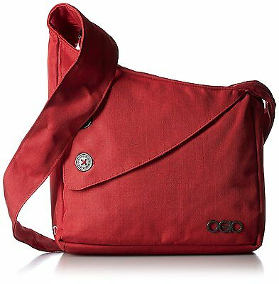 OGIO Ogio Brooklyn Purse, Red, International Carry-On
