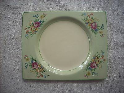 Royal Staffordshire Biarritz Plate Clarice Cliff Design And Others Available