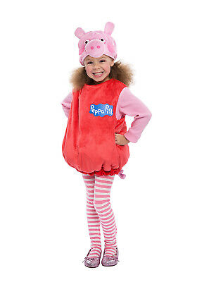 Peppa Pig Bubble Dress Toddler Costume