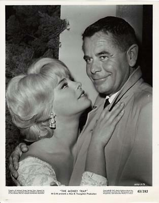 "Elke Sommer-Original Photo-""the Money Trap""-Portrait-Glenn Ford"