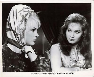 """daniella By Night""-Original Photo-Elke Sommer-Danik Patisson"