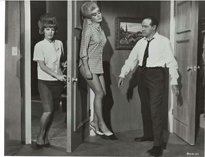"""boy Did I Get A Wrong Number""-Original Photo-Elke Sommer-Cheesecake-Mop-#27"