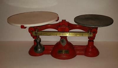 7027-----antique Troemner 323B scale - 6 lb - fine condition