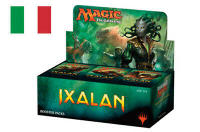 BOX 36 Buste Magic IXALAN - Nuovo Italiano Sigillato Mtg Booster XLN