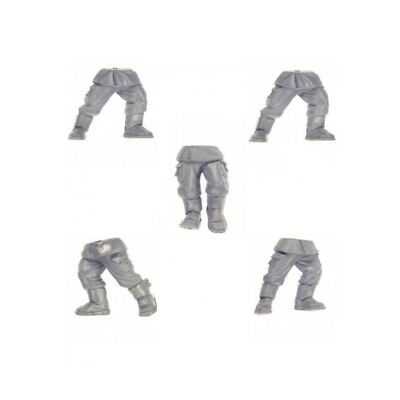 Imperial Guard Cadian Infantry LEGS x 5 - Astra Militarum 40K