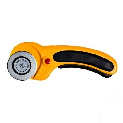 OLFA 45mm Deluxe Handle Ergonomic Rotary Cutter #RTY-2/DX (9654)