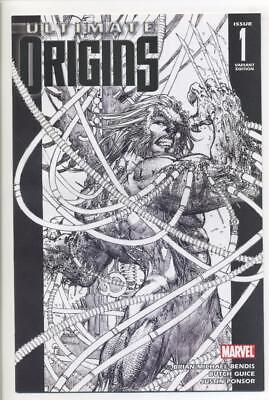 Ultimate Origins (2008) #1 Wolverine 1:75 Michael Turner Sketch Variant Cover