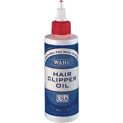 WAHL HAIR CLIPPER OIL horse riding grooming groom prolong blade life 118ml