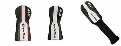 New - TaylorMade Golf 2016 M2 Driver, Fairway Hybrid/Rescue Headcovers - Covers