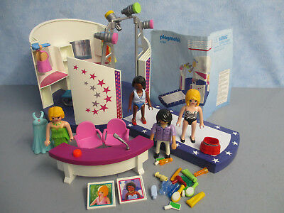 6148 Casting Show  Top Model Shopping Queen Playmobil 1783