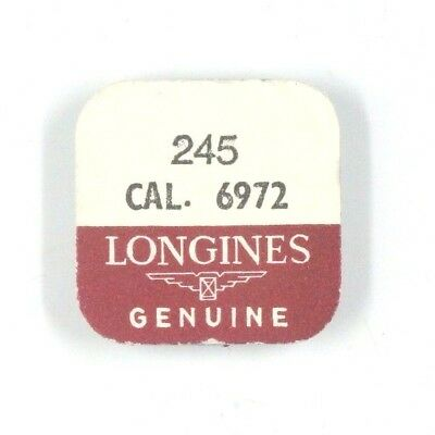 New Old Stock Longines 6972 Cannon Pinion Watch Part #245