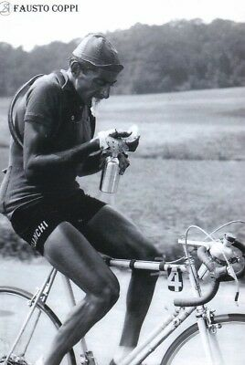 CYCLISME repro PHOTO cycliste FAUSTO COPPI TOUR DE FRANCE