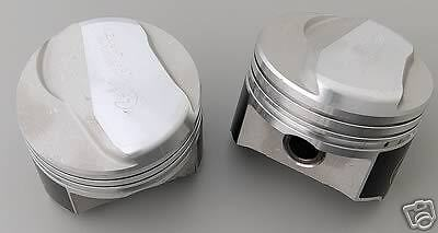 Genuine BBC 427 425hp Chevy L-72 Forged Pistons NEW COPO 9561 TRW