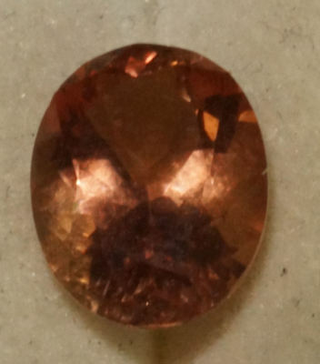 OREGON SUNSTONE, 8x6 mms,