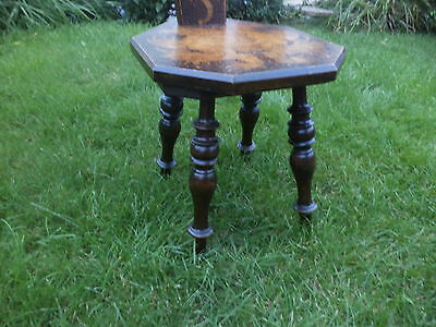 Unusual antique '' spinning '' Welsh Dragon  chair