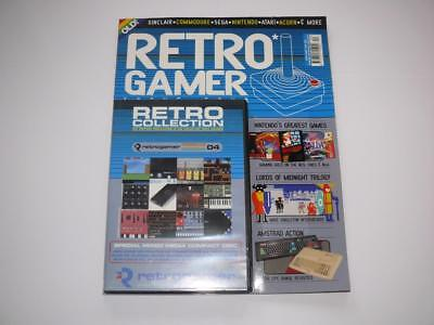 Retro Gamer Magazine ~ Load 04 ~ 'Nintendo's Greatest Games'~ PC CD-ROM included