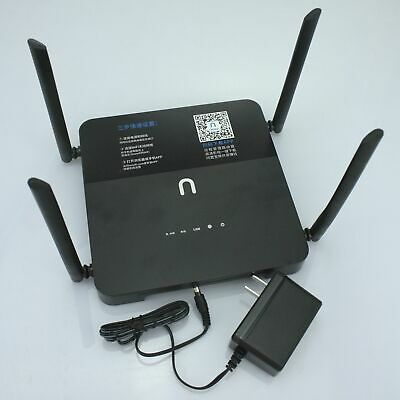 300M WiFi Router Openwrt USB RT3070 Adapter Sound AirPlay Print HardDisk Camera