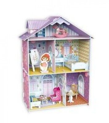Little Artist's Dollhouse - Cubic Fun