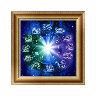 Constellation DIY 5D Diamond Embroidery Painting Cross Stitch Craft Home Decor