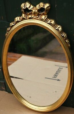 Lovely Clean Looking Gilt Framed Wall Mirror Ideal For Hall