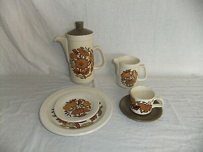 C4 Pottery The Royal Worcester Group Palissy Kismet 3C7C