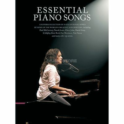 Wise Publications Wise Publications - Essential Piano Songs - Book 1