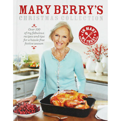 Mary Berrys Christmas Collection by Mary Berry, Non Fiction Books, Brand New