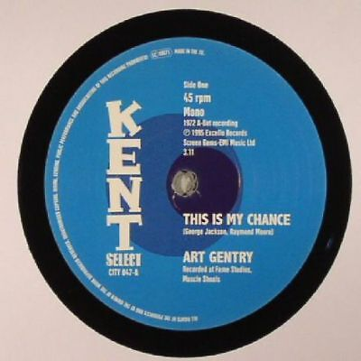 """GENTRY, Art/SHIRLEY BROWN - This Is My Chance - Vinyl (7"""")"""