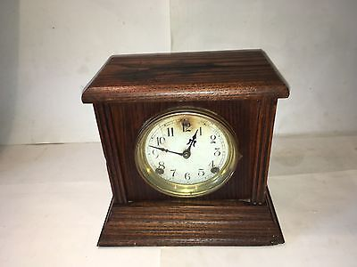 Antique American Sessions Mantel Clock