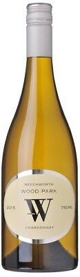 Wood Park Chardonnay 2015 (12 x 750mL), Beechworth, VIC
