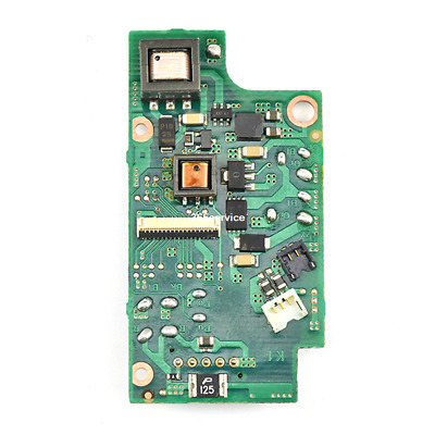 D3200 DC-DC Power Board And Flash Board Camera Repair Parts For Nikon